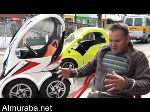 """المربع نت - تابع اخر اخبار السيارات كل يوم - """"فيديو"""" هل تنفع هذه السيارة الصغيرة للمدن المزدحمة مثل الرياض وجدة؟"""