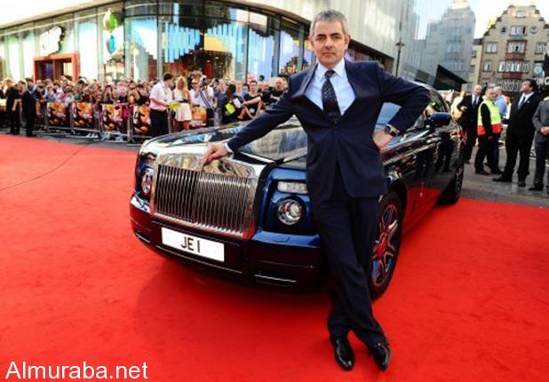 """المربع نت - تابع اخر اخبار السيارات كل يوم - """"بالصور"""" شاهد سيارات الممثل البريطاني الشهير مستر بين الفارهة"""