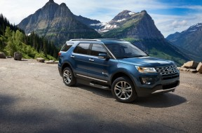 The BraunAbility MXV, a wheelchair-accessible SUV converted from a 2016 Ford Explorer, gives wheelchair users the freedom of an accessible van with the style and capability of an SUV.