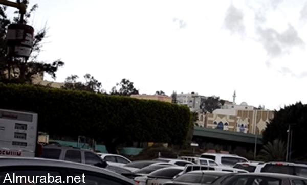 """""""فيديو"""" دهس تريلة لعدد من السيارات في أبها - المربع نت"""