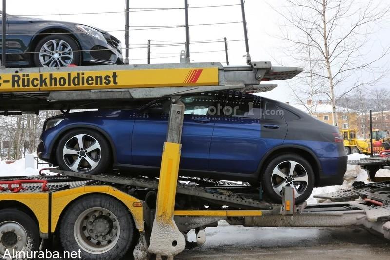 """الموديل القادم من سيارة """"مرسيدس"""" GLC الكوبية سيتخلى فيه عن نمط جسمها الحالي Mercedes 2017 - المربع نت"""