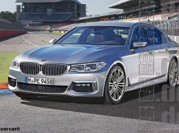 2017-BMW-5-Series-front-Rendering