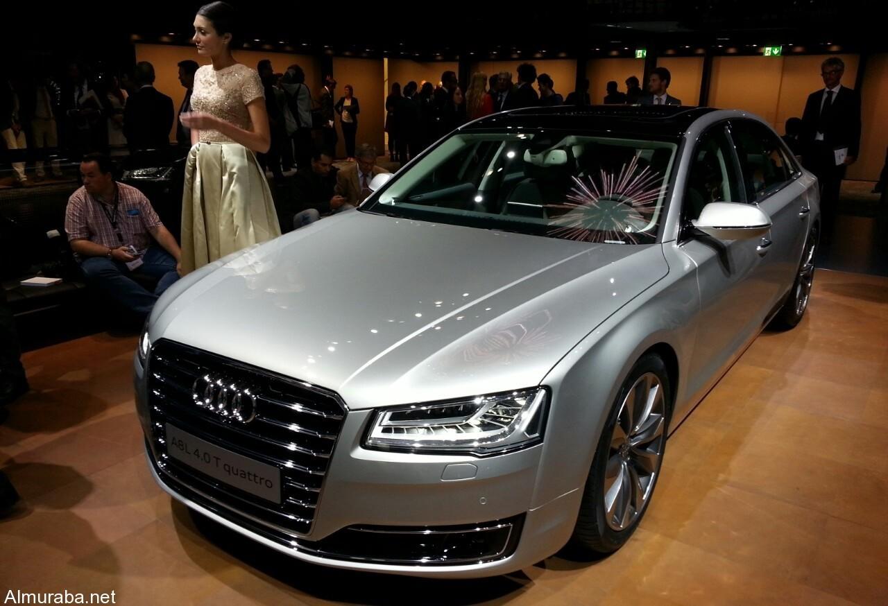 """خمسة نقاط تلخص ما نعرفه عن الجيل القادم من """"أودي"""" Audi"""