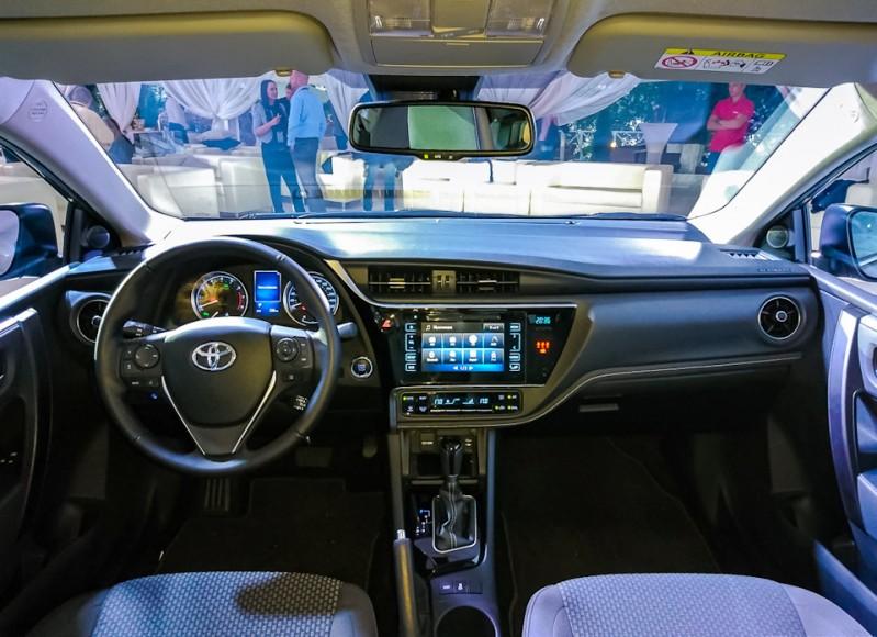 بالصور تويوتا كورولا فيس ليفت 2017 الجديدة Toyota