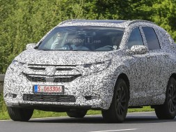 2018-honda-cr-v-spy-photo (2)