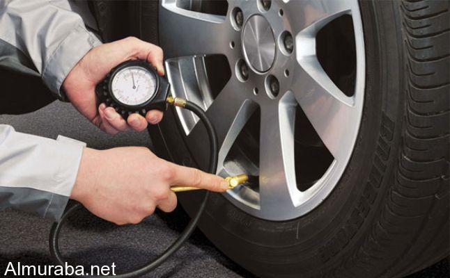 """""""نصائح"""" تعرف على نسبة الهواء المثالية للسيارة   المربع نت"""