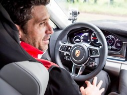 Video-Patrick-Dempsey-took-the-Porsche-Panamera-prototype-to-Goodwood-7-1024x576