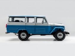 1967 Toyota Land Cruiser FJ45LV Capri Blue White FJ45-26319_003
