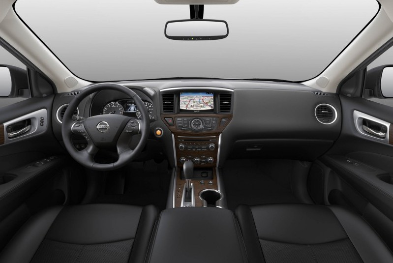 """صور ومواصفات وأسعار"" نيسان باثفندر موديل 2017 Nissan Pathfinder | المربع نت"