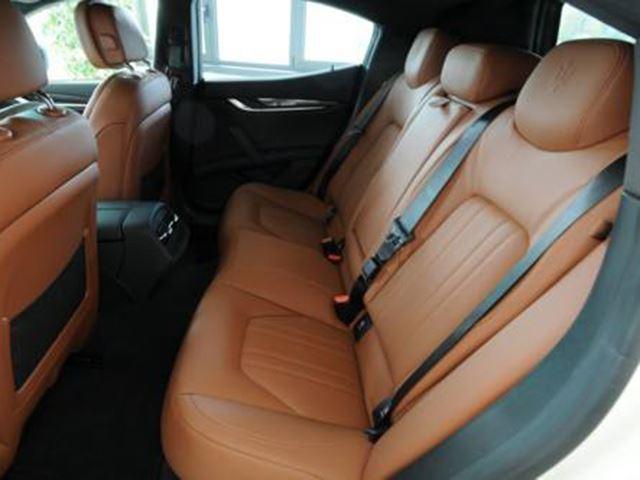 """شركة إيطالية تحول """"مازيراتي"""" جيبلي إلى سيارة نقل موتى لكبار الشخصيات coobra.net"""