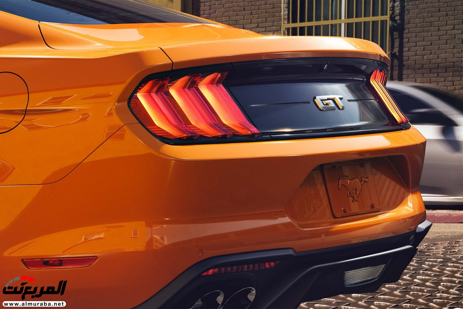 """""""مقارنة تصويرية"""" بين موديلي """"فورد"""" موستنج 2017 و 2018 Ford Mustang   المربع نت"""