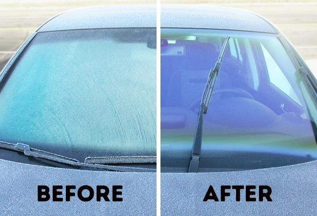تعرف كيف تحمي سيارتك بالخل وغسول اليدين | المربع نت