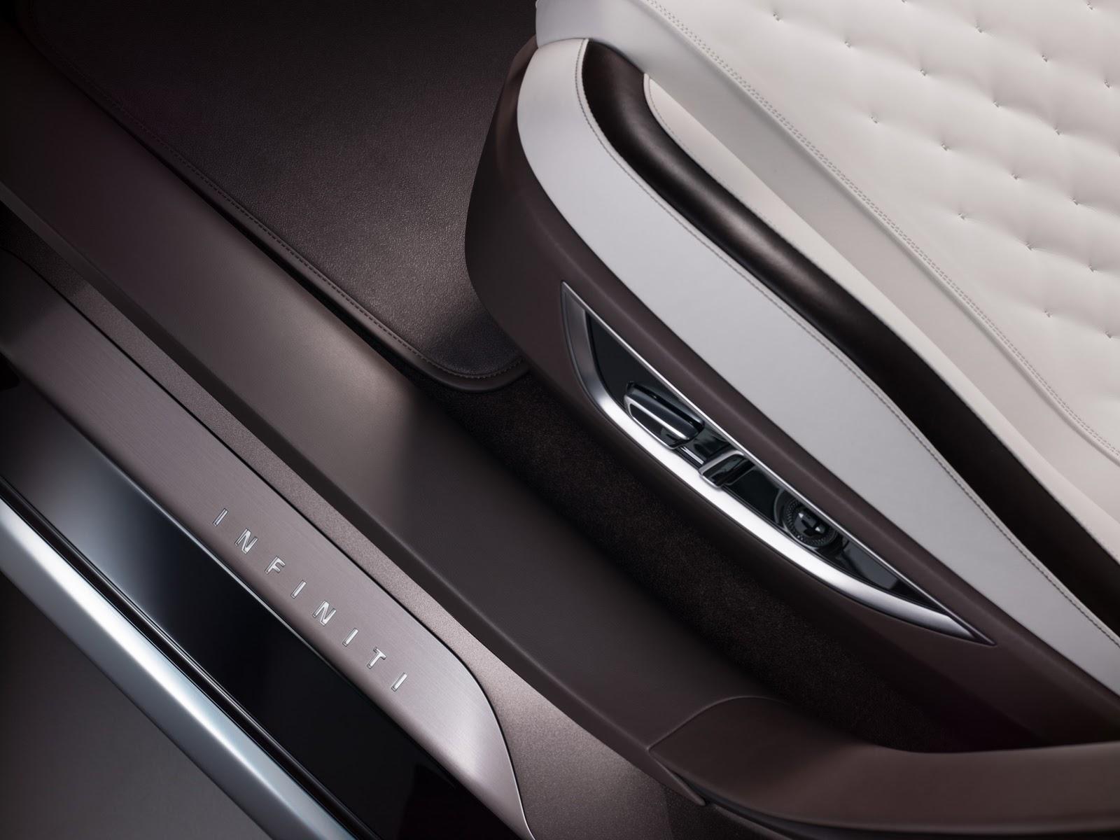 إنفينيتي تعلن عن QX50 كونسيبت بمعرض ديترويت Infinity Infiniti-qx50-concept-arrives-detroit-21