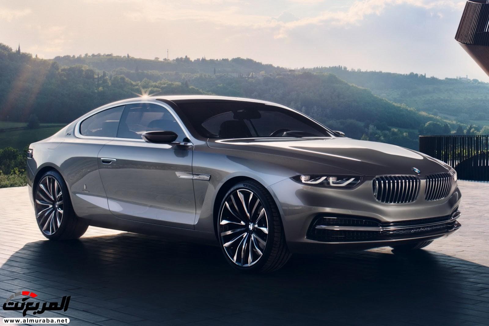 """""""بي إم دبليو"""" تعتزم صنع 3 موديلات M8 عالية الأداء للفئة الثامنة القادمة BMW   المربع نت"""