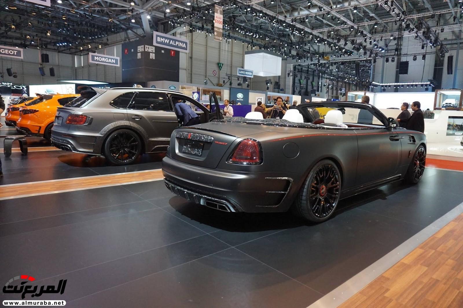 """صور أهم السيارات المعدلة من """"مانسوري"""" في معرض جنيف  Mansory-geneva-livepics-2017-5"""
