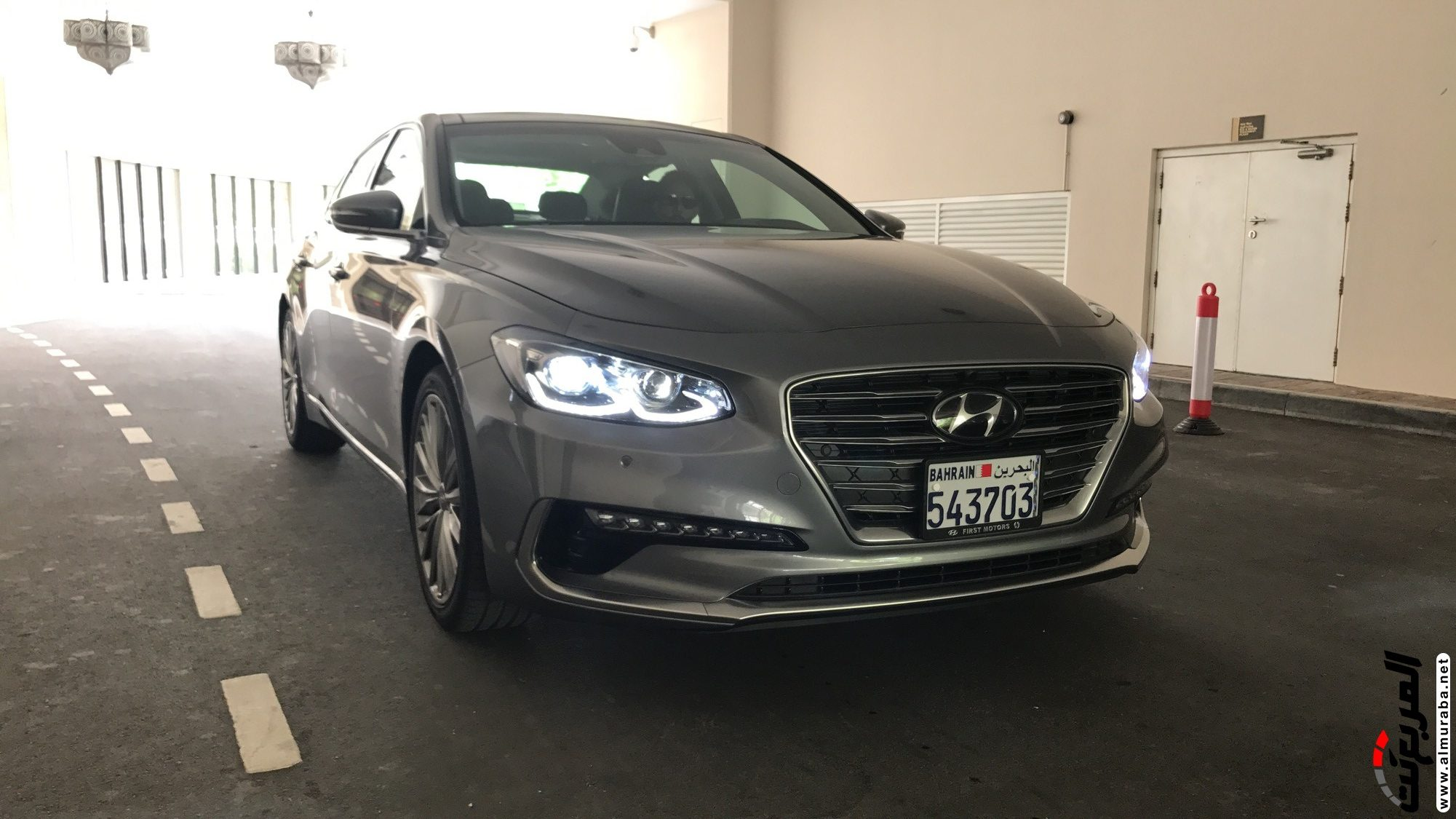 Hyundai azera 2018 3.5