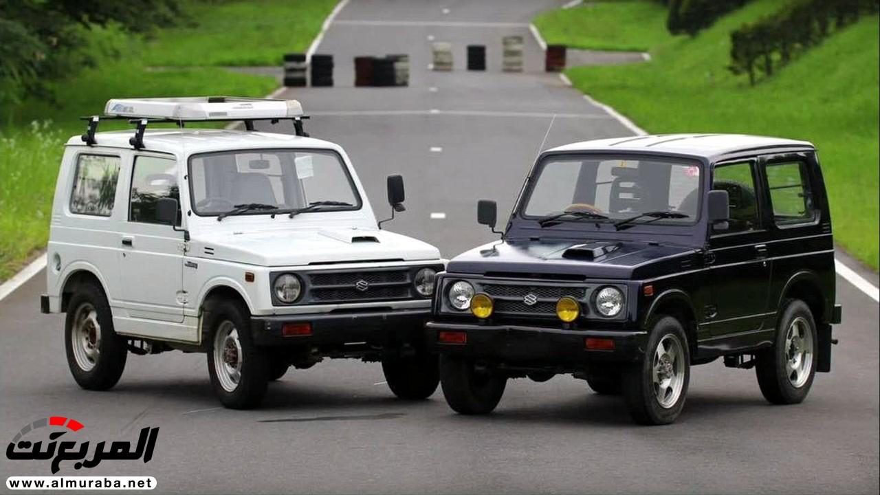 "G Wagon 2019 >> ""بالصور"" سوزوكي جيمني بتعديلات تحوّلها إلى مرسيدس G63 AMG 6X6 | المربع نت"