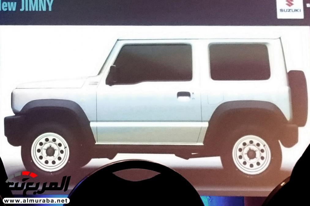 2019 باليابان Suzuki-Jimny-Leaked-2-1.jpg