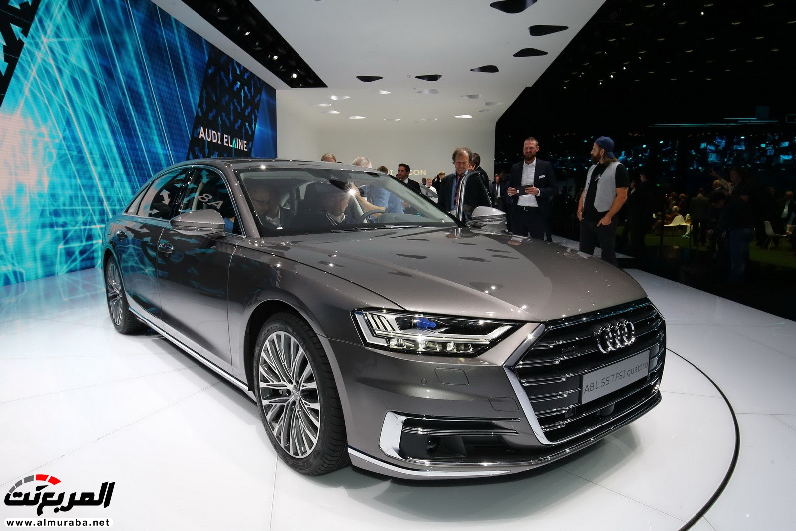 أودي A8 2018 الجديدة تصل إلى الأسواق الأوروبية | المربع نت