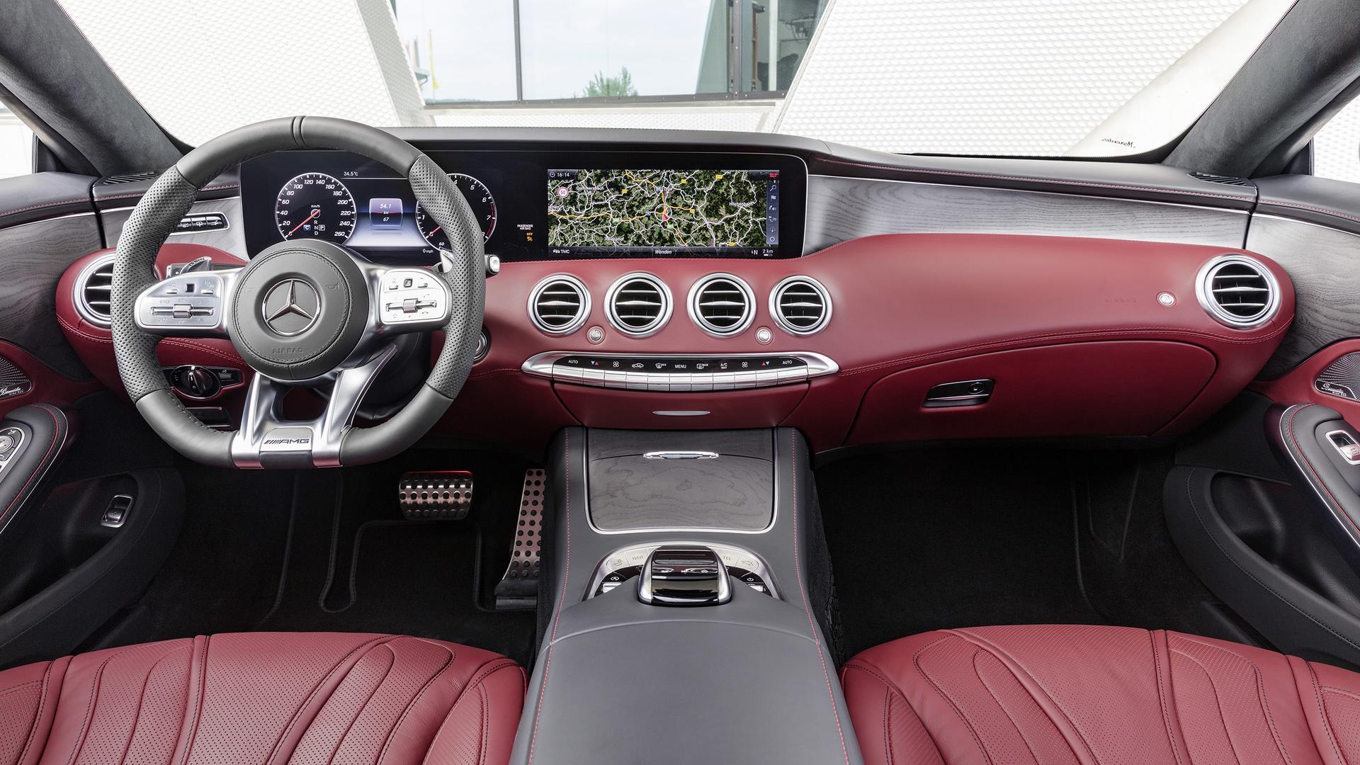 b18595f512eb4 اسعار السيارة مرسيدس اس 63 موديل 2016 · Interior · تمامًا مثل S560 السيدان،  حصلت S560 كوبيه على محرك تيربو مزدوج جديد 4 لتر 8 · مرسيدس S63 AMG ...