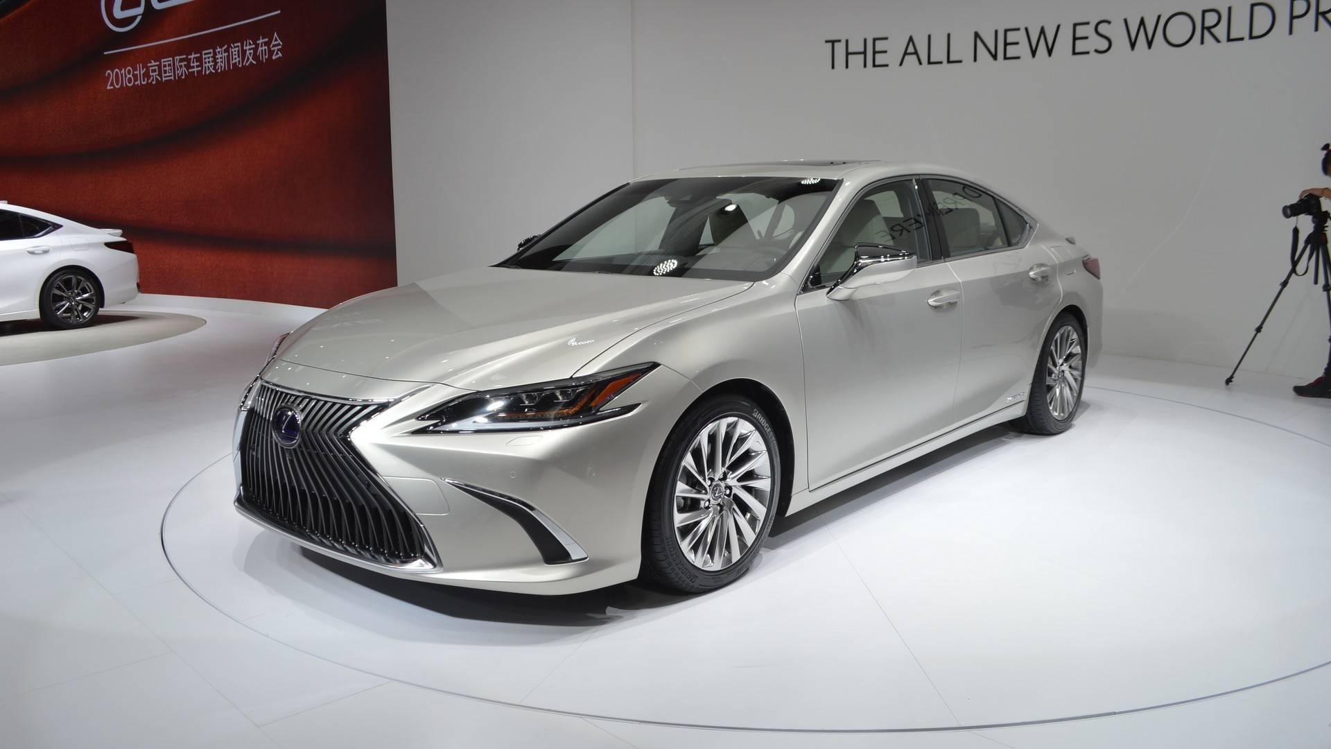 2021 lexus es 350 ultra luxury interior