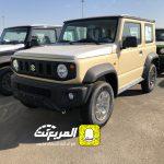 """""""بالصور"""" وصول سوزوكي جيمني 2019 الشكل الجديد الى السعودية + المواصفات Suzuki Jimny"""
