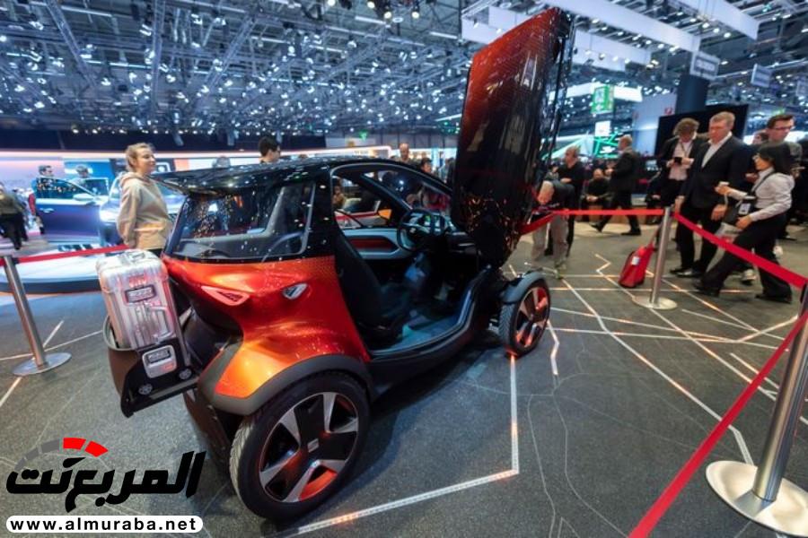 معرض جنيف للسيارات 2019