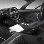 لماذا لا يكون المقود في منتصف مقصورة السيارة؟