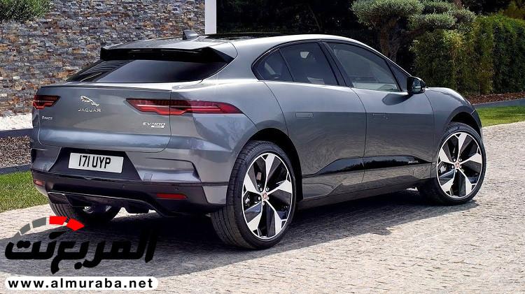 Jaguar I Pace Electric 2019