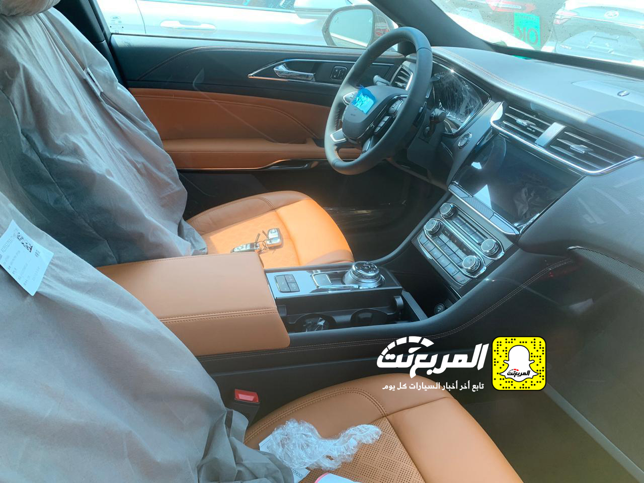 المربع نت بالصور وصول فورس تورس 2020 الجديدة كليا الى السعودية التفاصيل Ford Taurus للتفاصيل