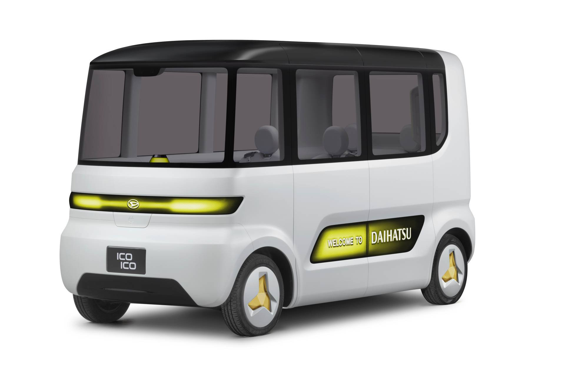 دايهاتسو تكشف عن سيارة اختبارية لتنافس سوزوكي جيمني