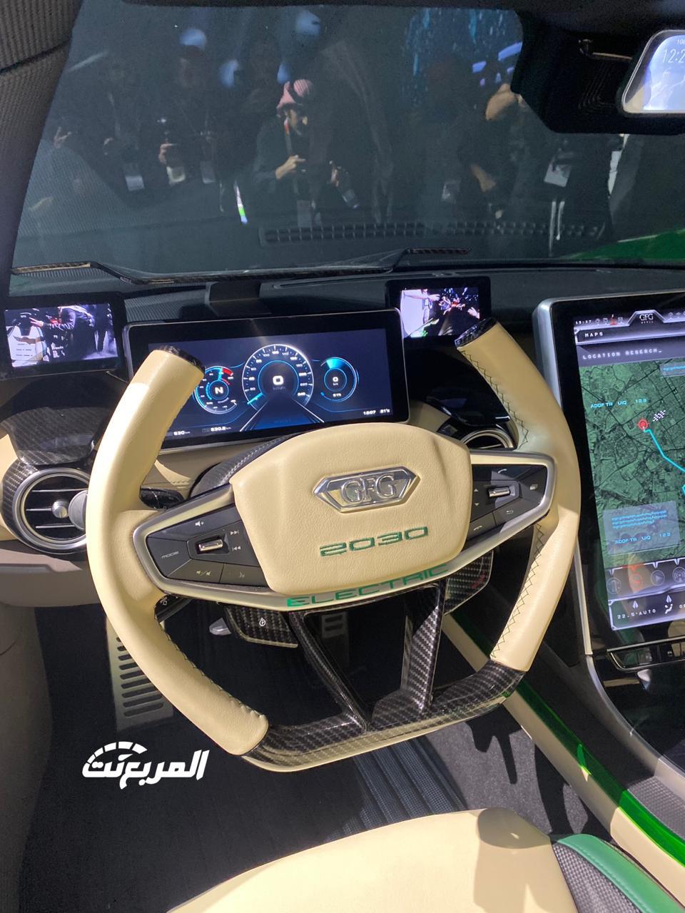 المربع نت تعرف على سيارة المستقبل 2030 المصن عة خصيصا للمملكة للتفاصيل
