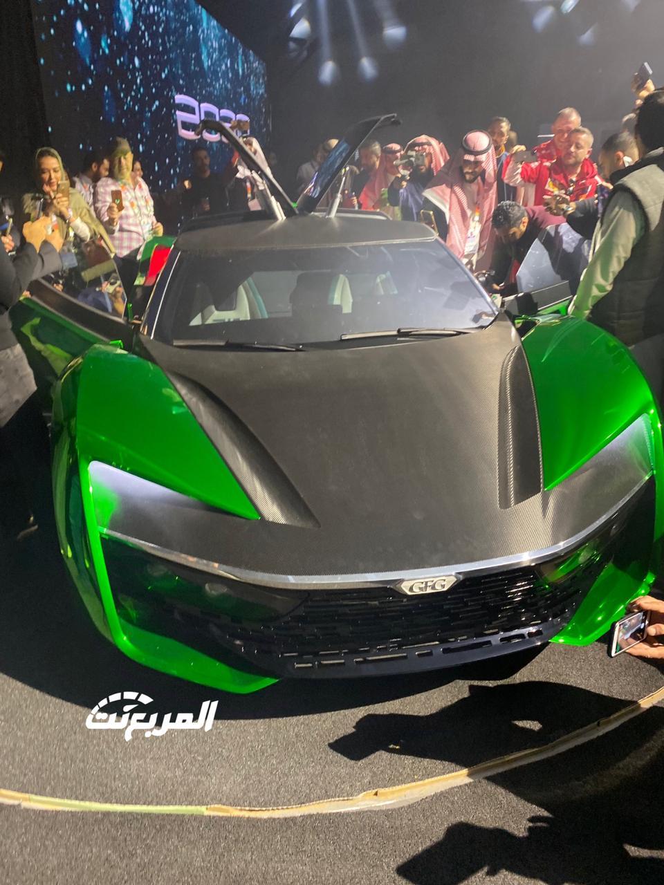 تعرف على سيارة المستقبل 2030 المصن عة خصيصا للمملكة