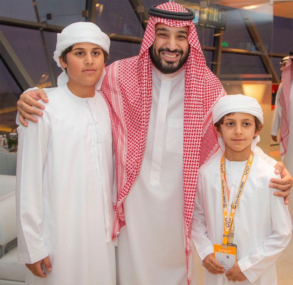 المربع نت ولي العهد محمد بن سلمان يشهد ختام بطولة العالم