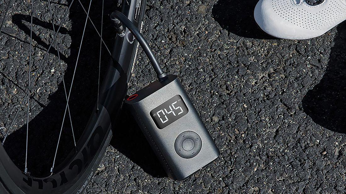 منفاخ إطارات شاومي المحمول Mi Portable Electric Air Pump