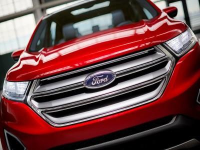 صور مسربة لسيارة فورد القادمة فورد ايدج قبل عرضها في معرض لوس انجلوس Ford Edge