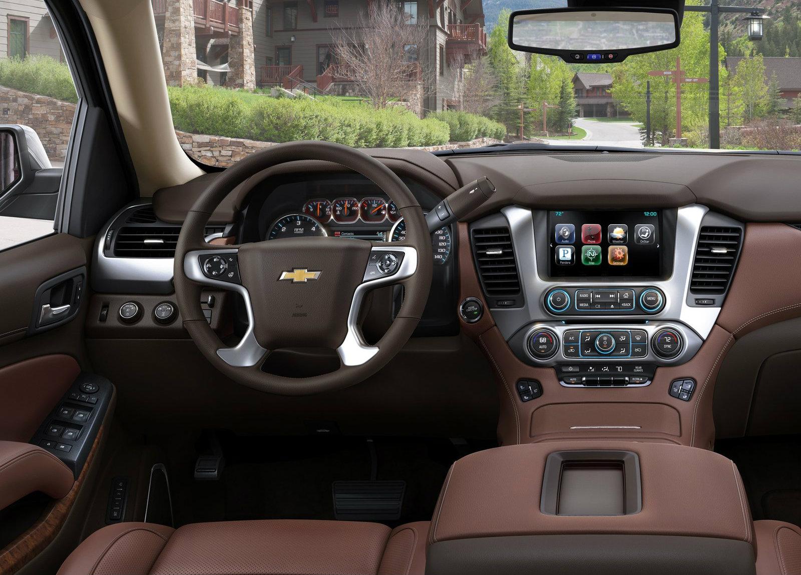 نجنرال موتورز تطرح نماذجها الرياضية لعام 2015 متعددة الاستعمالات GM SUV - المربع نت