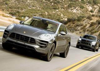 تسريب صورة لمواصفات بورش ماكان 2014 القادمة اس يو في Porsche Macan SUV