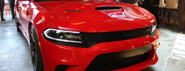 """""""بالصور"""" تدشين دودج تشارجر هيلكات 2015 اس ار تي الجديدة Dodge Charger SRT Hellcat"""