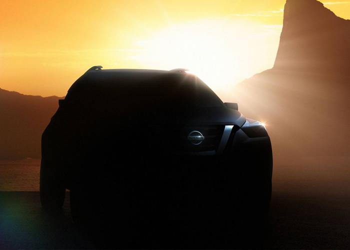 نيسان اليابانية تنشر صورة غامضة لسيارة جديدة كلياً ستكشف عنها في البرازيل نهاية الشهر الحالي