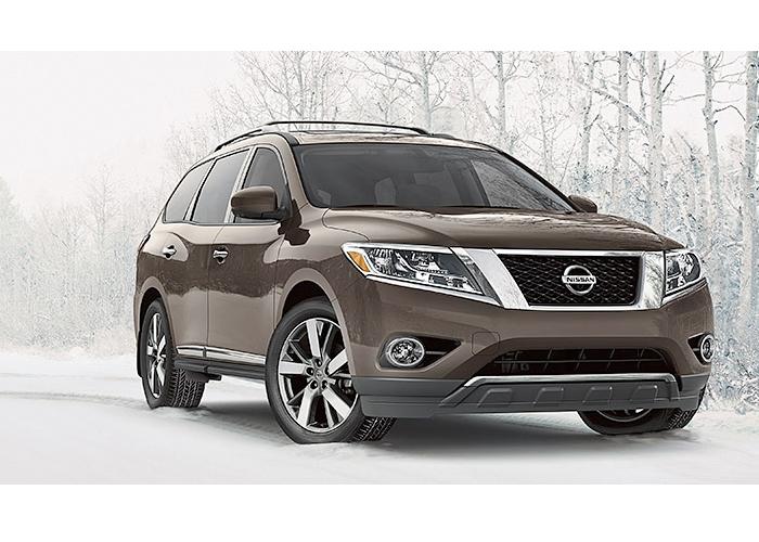 نيسان تعلن رسمياً عن اسعار باثفندر 2015 المطورة في الولايات المتحدة Nissan Pathfinder