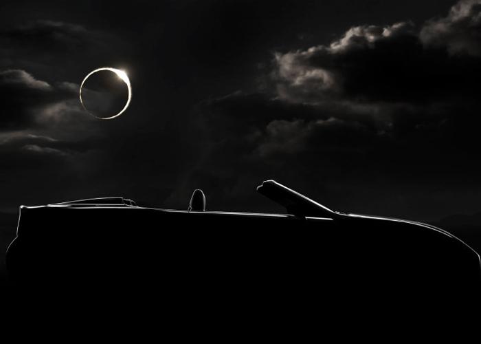 لكزس تنشر أول صورة تشويقية لطراز Lexus LF-C2 كونسبيت قبل معرض لوس أنجلوس
