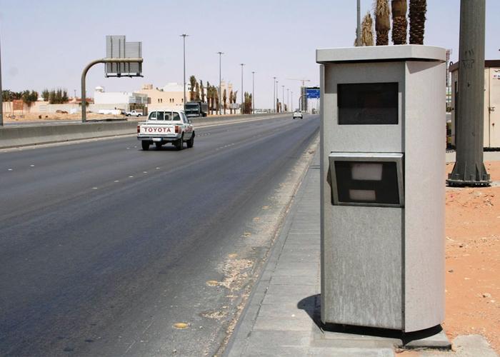 """""""صورة"""" ساهر يسجل أكثر من ربع مليون ريال قيمة مخالفات مرورية على مواطن"""