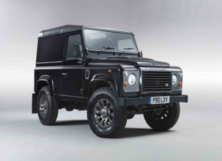 لاند روفر ديفندرLand Rover Defender توقف انتاجها في عام 2015